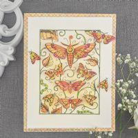 Pink Ink Designs - A Cut Above Moth & Legends Stamp & Die Set